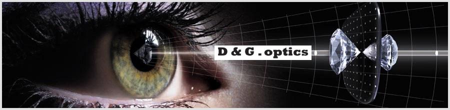 CABINET MEDICAL D&G OPTICS MEDICAL Logo