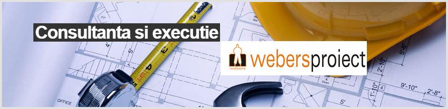 WEBERS PROIECT Logo
