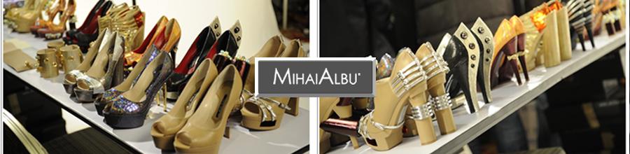 MIHAI ALBU - AMI DESIGN Logo