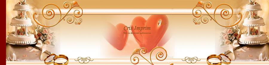 CRIS IMPRIM - Inchirieri corturi pentru evenimente Logo