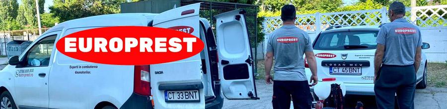 EuroPrest Team '98 - Servicii D.D.D. Logo