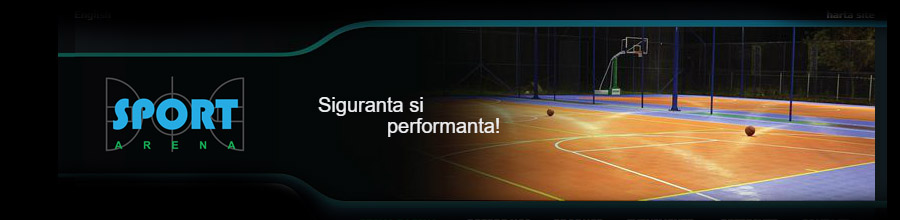 Sport Arena, Bucuresti - Echipamente si instalatii pentru baze sportive Logo