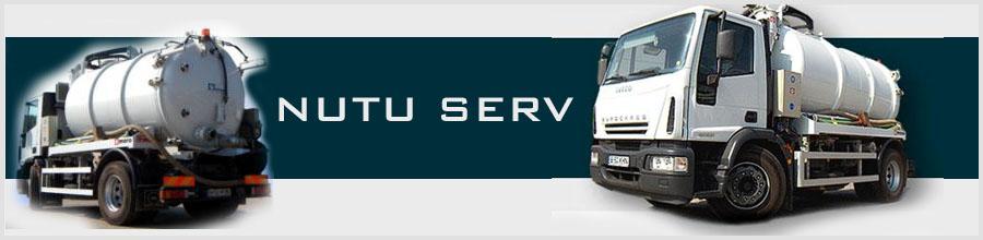 NUTU SERV Logo