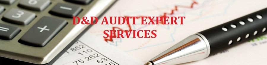 D&D Audit Expert Services - Consultanta fiscala, resurse umane, infiintari societati, Bucuresti Logo