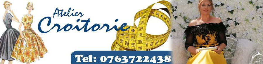 Atelier de croitorie - Ilfov Logo