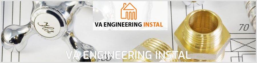 VA Engineering Instal proiectare, avizare si executie instalatii Bucuresti Logo
