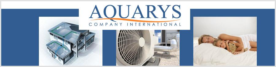 Aquarys Bucuresti - Comercializare,montaj, service Aer Conditionat Logo