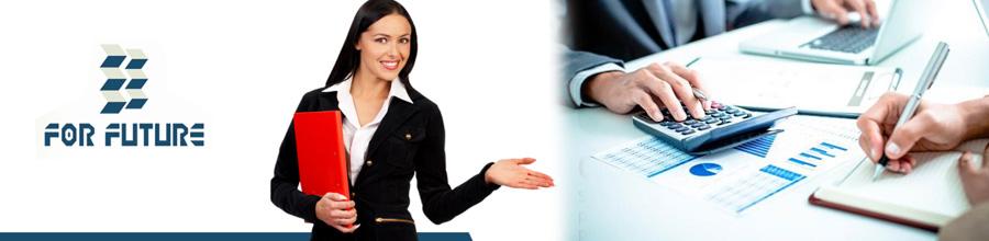 For Future - Infiintari firme si servicii contabile, Bucuresti si Constanta Logo