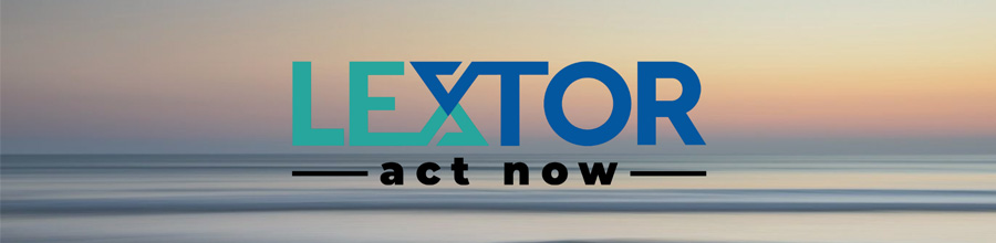 Lextor - Infiintari si modificari acte firma, Bucuresti Logo