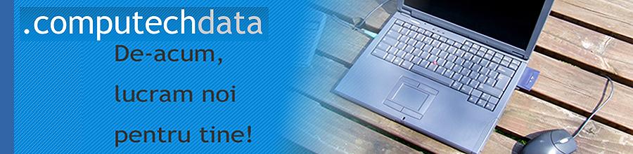 COMPUTECH DATA Bucuresti - Service laptop-uri, notebook-uri, computere Logo