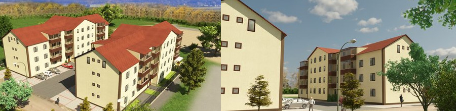 Big Home - Complex rezidential, Bucuresti Logo