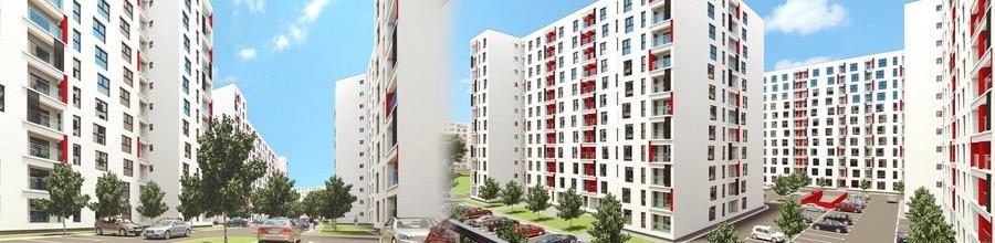 Plaza Residence - Ansamblu imobiliar, Bucuresti Logo