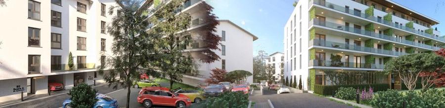 La Cittadella Garden - Ansamblu imobiliar, Rosu / Ilfov Logo