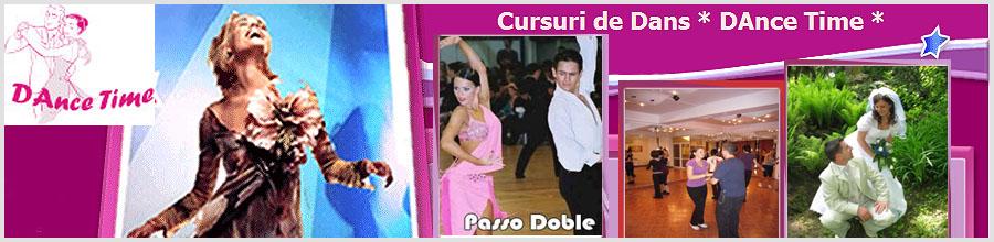 SCOALA DE DANS DANCE TIME Logo