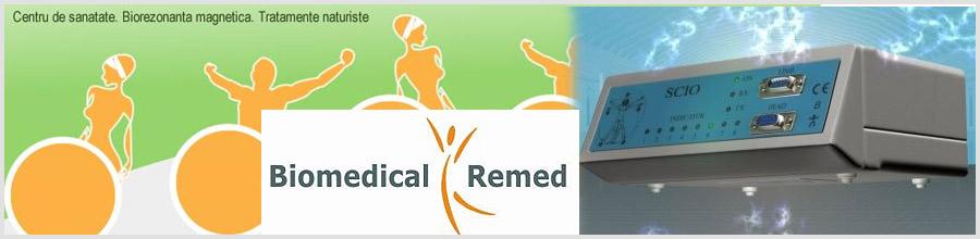 CABINET MEDICAL BIOMEDICAL REMED Logo