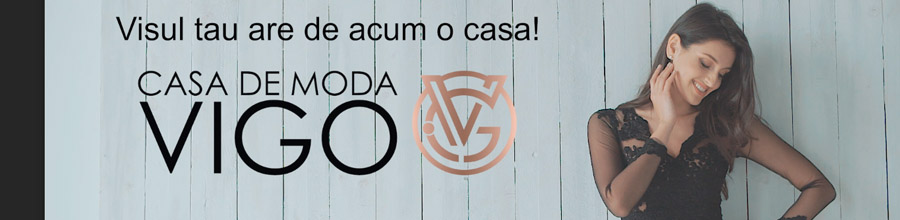 Casa de Moda Vigo - Bucuresti Logo