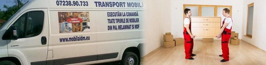 Euro-Mob Moving - Mutari, relocari, ajustari mobila Bucuresti, Ilfov Logo