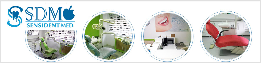 Clinica Dentara Sensident Med sector 3 Logo