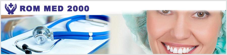 Centrul Medical Rom Med 2000 Logo