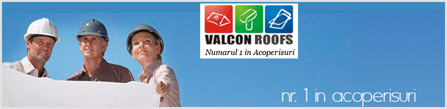 VALCON ROOFS Logo