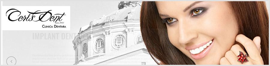 Cerisdent-clinica stomatologica-Bucuresti Logo