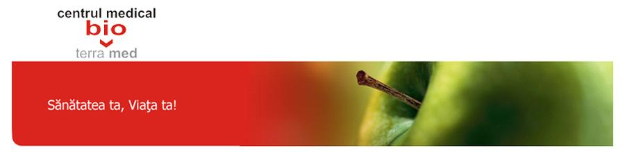 Centrul Medical Bio Terra Med Logo