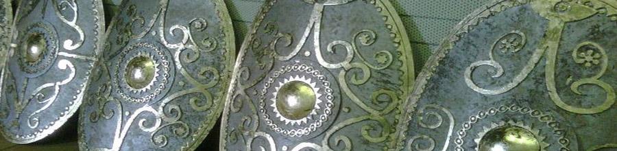 Medieval Art Production, Bucuresti - Obiecte decor,arme si armuri medievale,recuzita teatru si film Logo