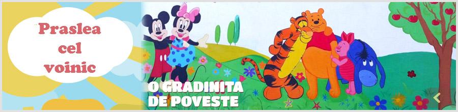 Praslea cel Voinic, Gradinita & After School - Bucuresti Logo