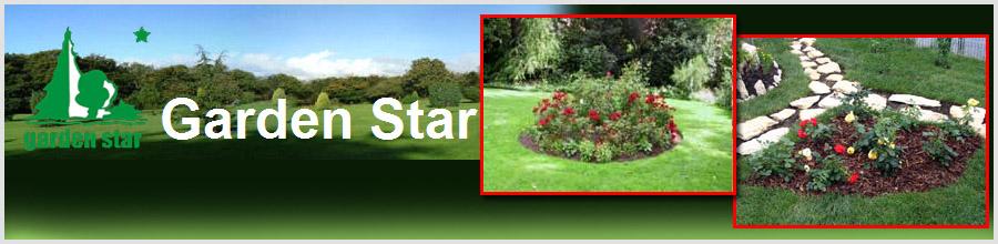 Garden Star, Tunari / Ilfov - Amenajari gradini, irigatii Logo