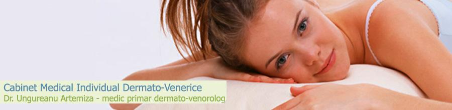 CABINET MEDICAL DERMATO VENERICE - DR. UNGUREANU ARTEMIZA Logo