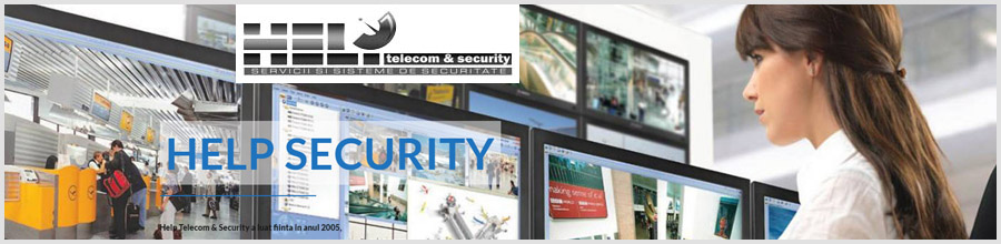 HELP TELECOM & SECURITY Logo