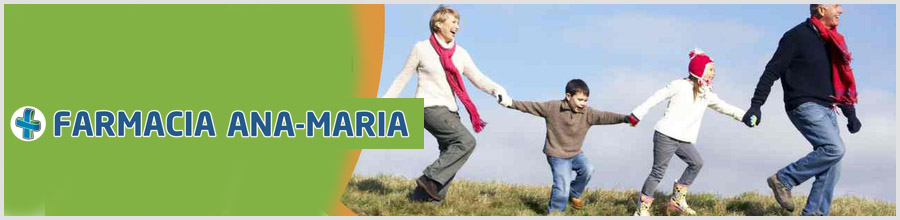 FARMACIA ANA MARIA Logo