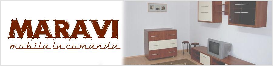 Maravimob - Mobila la comanda, Bucuresti Logo