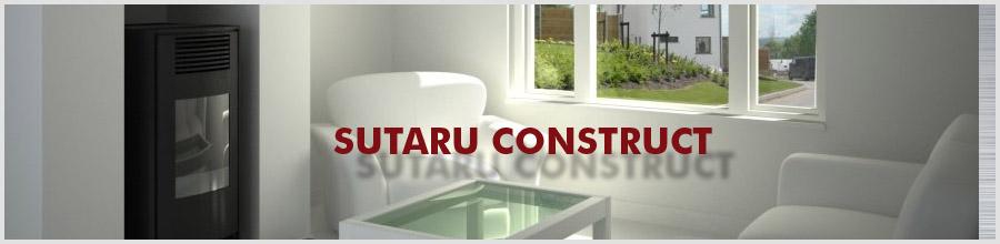 SUTARU CONSTRUCT Logo