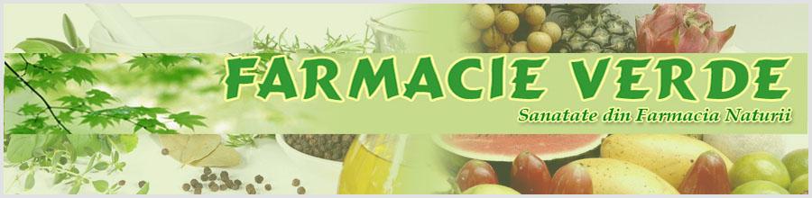 FARMACIA VERDE Logo