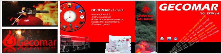 GECOMAR Logo