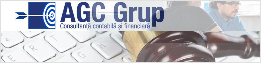 AGC Cont Abil Contabilitate, consultanta contabila Bucuresti Logo