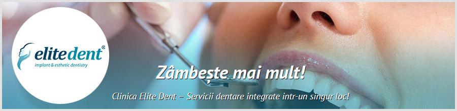 Elite Dent-cabinet stomatologic-Bucuresti Logo