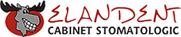 CABINET STOMATOLOGIC ELANDENT Logo
