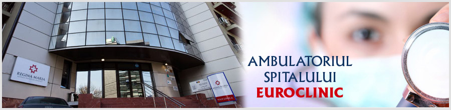 Ambulatoriul Spitalului Euroclinic Logo