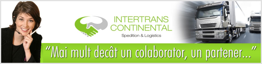 INTERTRANS CONTINENTAL Logo