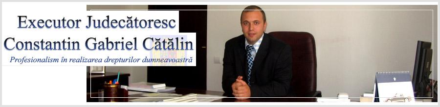 Biroul Executorilor Judecatoresti Constantin, Niculae si Asociatii Bucuresti Logo