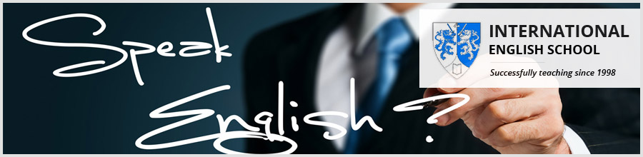 INTERNATIONAL ENGLISH SCHOOL Logo