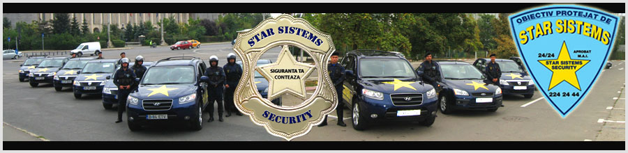 STAR SISTEMS SECURITY Logo