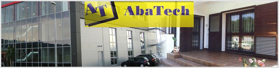 ABATECH Bucuresti - Fatade ventilate, usi metalice antifoc Logo