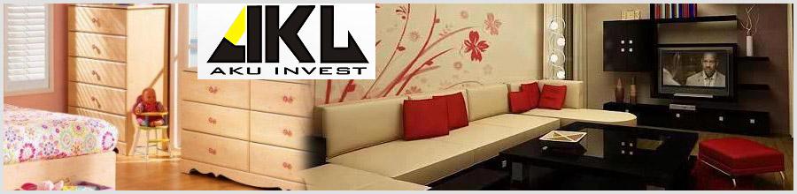 Aku Invest - Productie, livrare si montare mobila, Bucuresti Logo