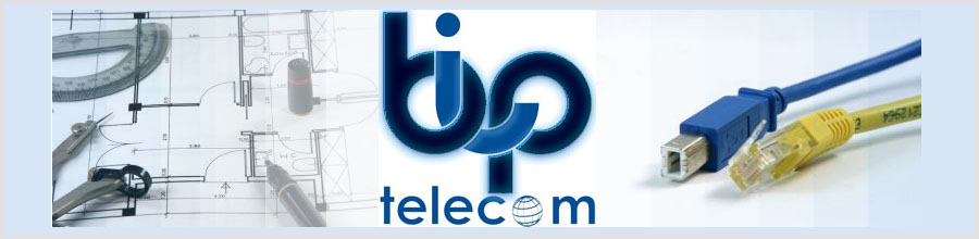 BIP TELECOM Logo