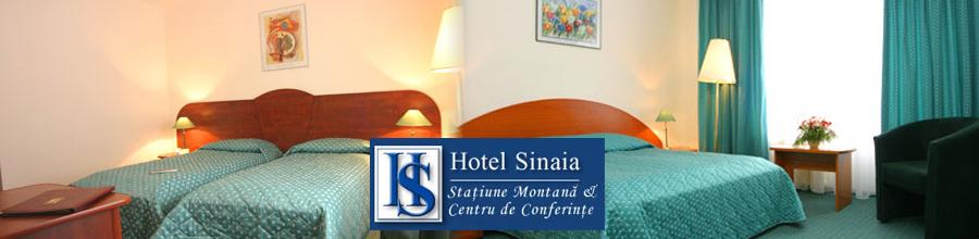 HOTEL SINAIA*** - jud. PRAHOVA Logo