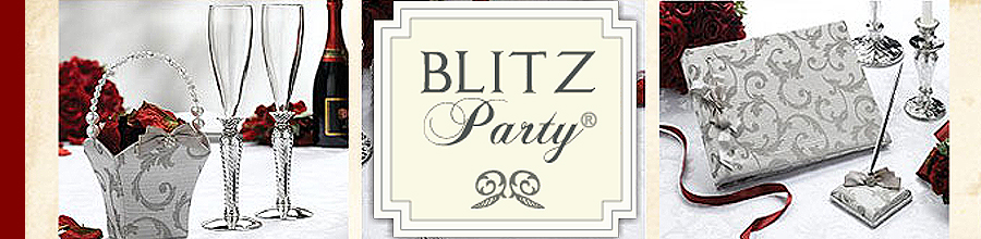 BLITZ PARTY Logo