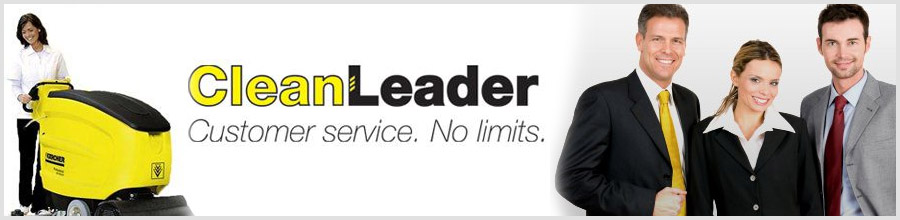 CLEAN LEADER Logo